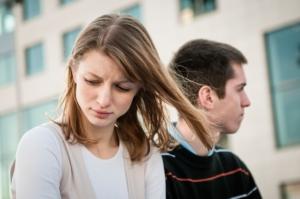 enfado pareja