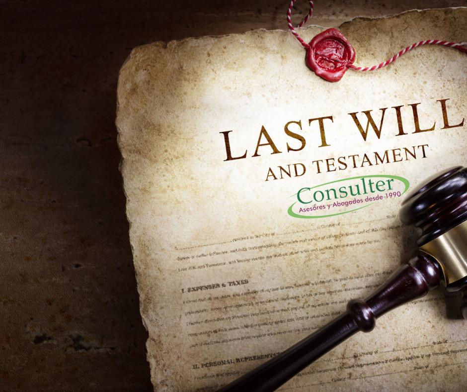 Impugnar un testamento