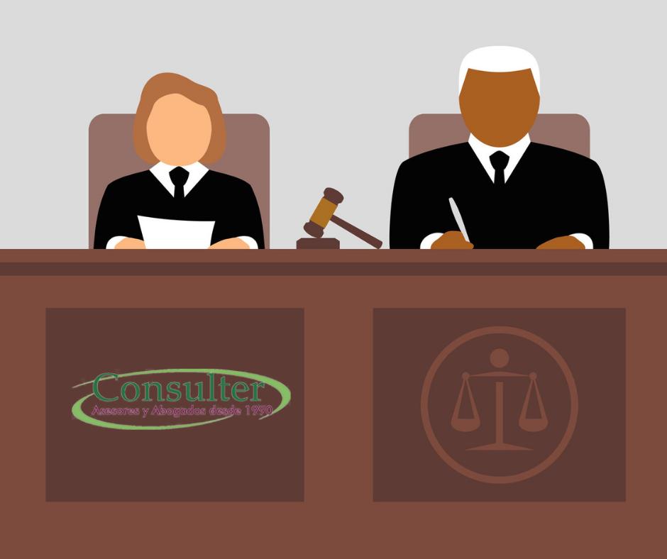 Tipos de jueces