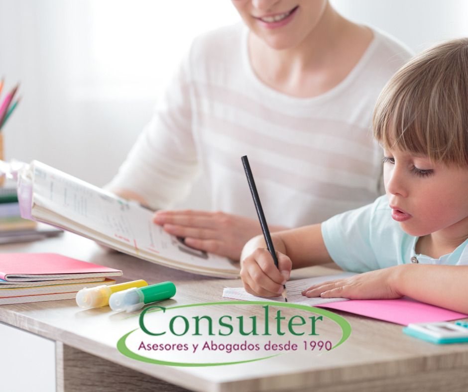 Escolarización de un menor con padres separados